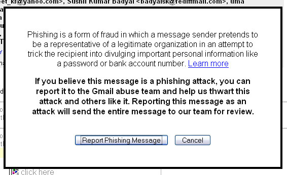 Phishing Description for non-geeks